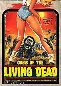 Oasis of the Living Dead DVD