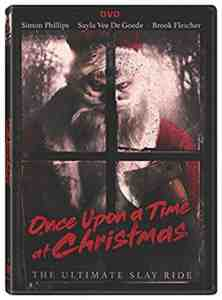 Once Upon a Time at Christmas DVD