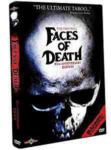 Original Faces of Death DVD