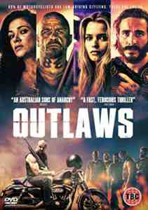 Outlaws DVD