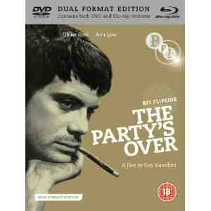Partys Over Blu ray DVD