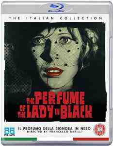 Perfume Lady Black Blu ray