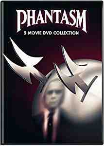 Phantasm 5 Movie DVD Collection DVD
