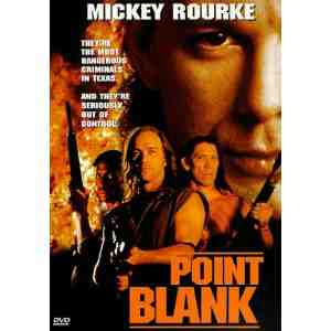 Point Blank DVD Werner Schreyer