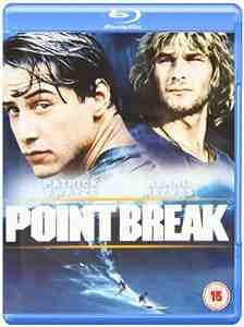Point Break Blu ray Region Free