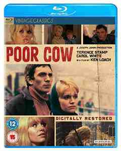 Poor Cow Blu ray Carol White
