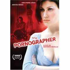 The Pornographer DVD