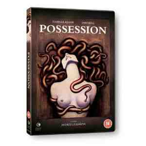 Possession DVD Isabelle Adjani