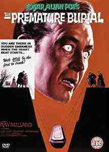 Premature Burial DVD Ray Milland