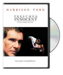Presumed Innocent DVD Region NTSC