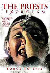 Priest Exorcism DVD Dong won Kang