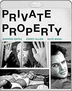 Private Property Blu ray DVD Combo