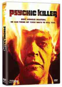 Psychic Killer DVD Region NTSC