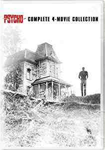 Psycho: Complete 4-Movie Collection DVD