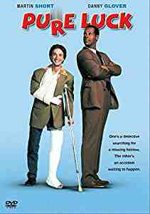Pure Luck DVD Martin Short