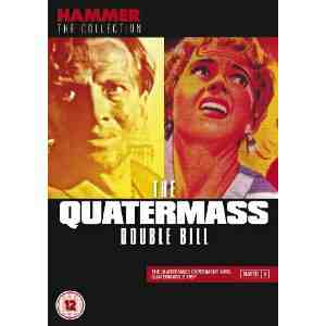 Quatermass Collection Experiment DVD