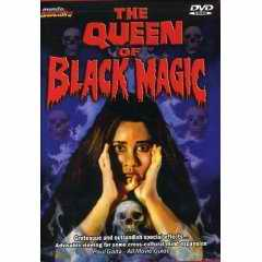 Queen of black magic DVD