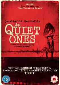Quiet Ones DVD Jared Harris