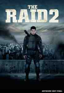 Raid 2 Blu ray Iko Uwais UK