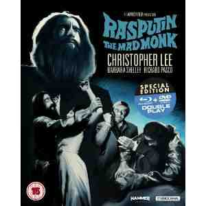 Rasputin Monk Double Play Blu ray