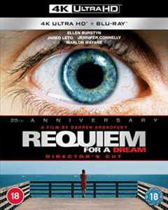 Requiem for a Dream 4K Blu-ray