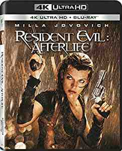 Resident Evil Afterlife Milla Jovovich