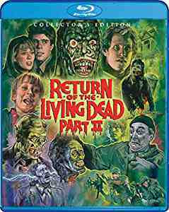 Return Of The Living Dead Part II Blu-ray