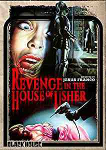 Revenge in the House of Usher DVD