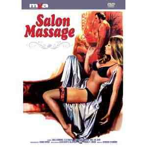Salon Massage DVD Region NTSC