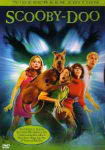 Scooby Doo Movie Region NTSC
