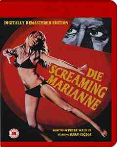 Screaming Marianne Blu ray Susan George