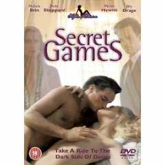 Secret Games DVD