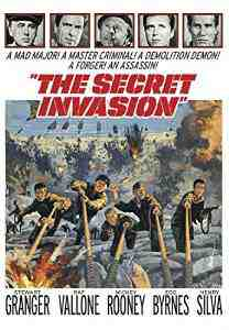 Secret Invasion Stewart Granger