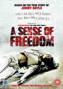 Sense Freedom DVD David Hayman