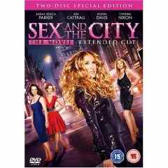 Sex City Movie Disc DVD
