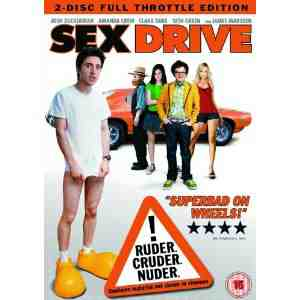 Sex Drive DVD Seth Green