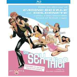 Sex Thief Remastered Blu ray