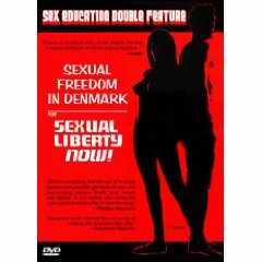 Sexual Freedom in Denmark DVD