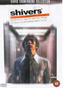 Shivers DVD Paul Hampton
