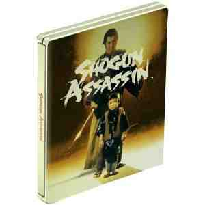 Shogun Assassin Limited Steelbook Blu ray