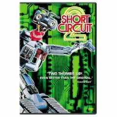 Short Circuit 2 DVD