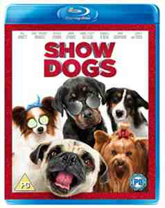 Show Dogs Blu-ray