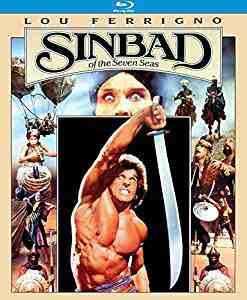 Sinbad of the Seven Seas Blu-ray