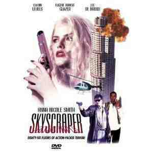 Skyscraper DVD Region US NTSC