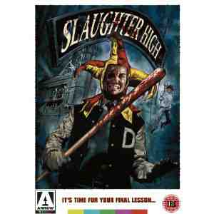 Slaughter High DVD George Dugdale