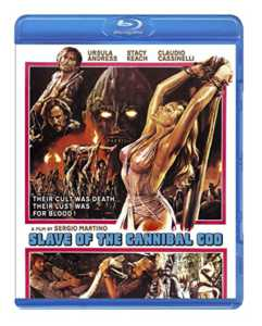 Slave of the Cannibal God Blu-ray