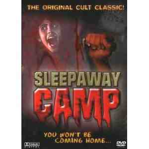 Sleepaway Camp DVD Region NTSC