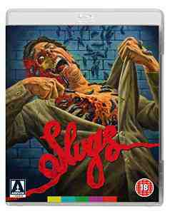 Slugs Blu ray Michael Garfield