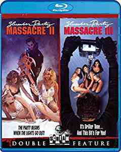 Slumber Party Massacre II / Slumber Party Massacre III Blu-ray