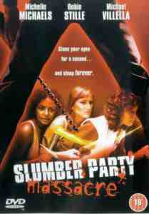 Slumber Party Massacre Michelle Michaels